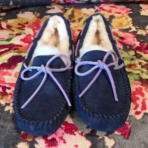 Ugg house slippers-NEVER WORN